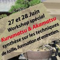 atelier stage pin noir kuromatsu